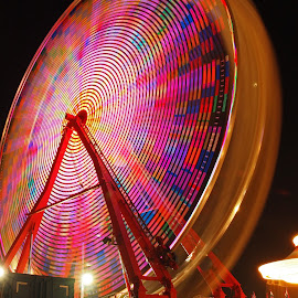 Kalaeidoscope by Ajit Pillai - City,  Street & Park  Amusement Parks ( high quality, in focus,  )