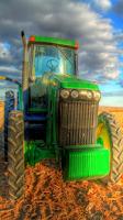 Screenshot of Tractors Live Wallpaper