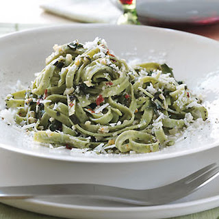 Pasta With Fresh Spinach And Olive Oil Garlic Recipes