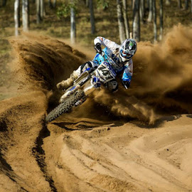 by Ryan Patterson - Sports & Fitness Motorsports ( sand, bike, motocross, sport, monster enregy )