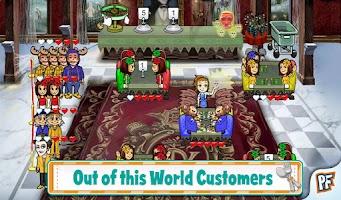 Screenshot of Diner Dash Classic