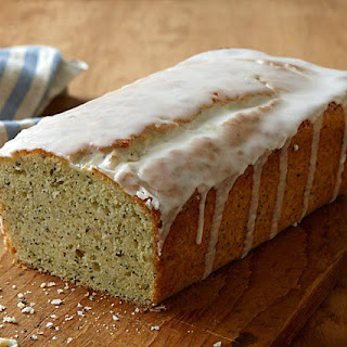 Lemon, Lavender, and Poppy Seed Loaf