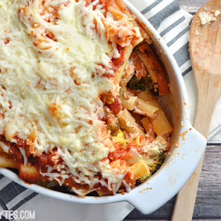 Roasted Vegetable Baked Ziti