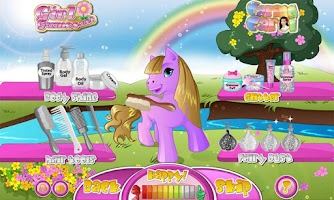 Screenshot of Cute Pony Caring Carol