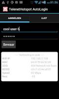 Screenshot of TelenetHotspot AutoLogin