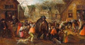 RIJKS: David Vinckboons: painting 1610