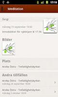 Screenshot of Kyrkguiden Karlstads stift