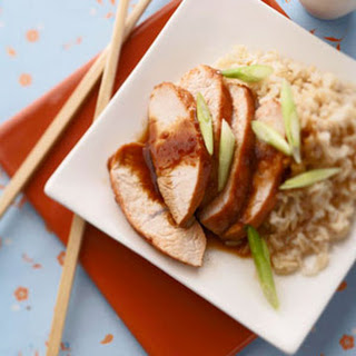 Asian Turkey Steaks