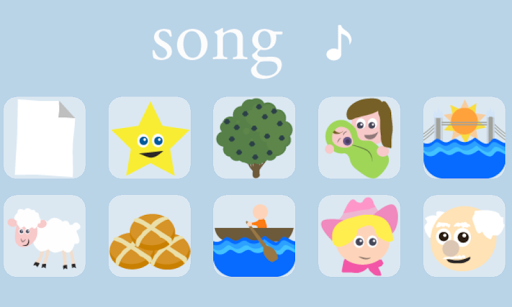 Kids Music Play-Along - screenshot