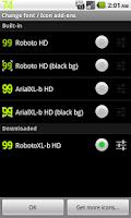 Screenshot of BN Pro RobotoXL-b HD Text
