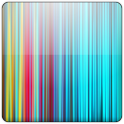 Colour Stripes live wallpaper icon