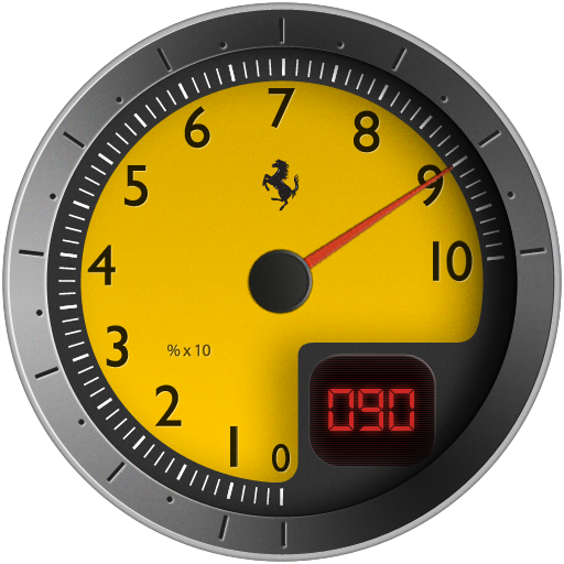 Battery watcher widget
