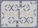 Thumbnail of the map 'Core Overriding'