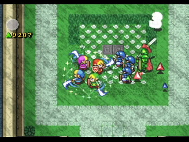 E3 2004: The Legend of Zelda: Four Swords Adventures