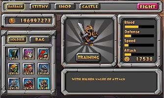 Screenshot of Dragon Kingdom