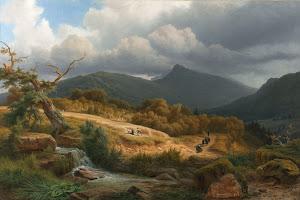 RIJKS: Pierre Louis Dubourcq: painting 1855