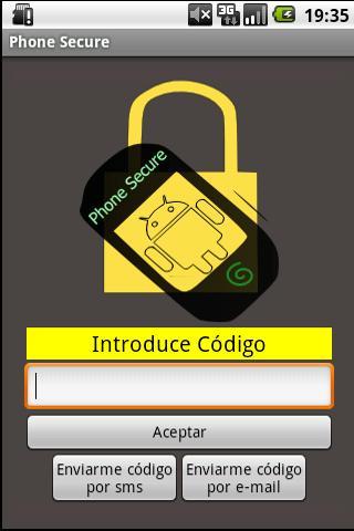 Phone Secure