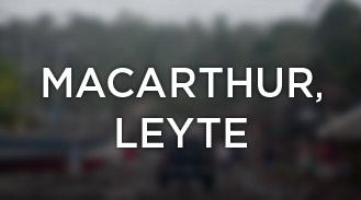 MacArthur, Leyte