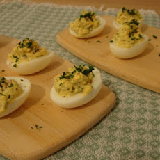 French Deviled Eggs