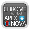 Chrome HD Apex/Nova Theme icon