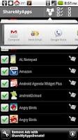 Screenshot of ShareMyApps