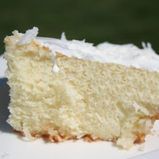 Prize-Winning Coconut Cake