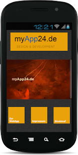 myApp24.de - screenshot