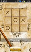 Screenshot of Tic Tac Toe Free Multiplayer