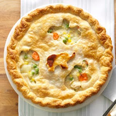 Favorite Chicken Pot Pie