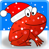 Christmas Frogs 3D APK for Blackberry