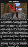 Screenshot of MineGuide 1.8 Minecraft Guide