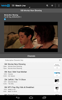 Screenshot of Fetch TV