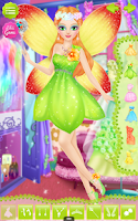 Screenshot of Fairy Salon