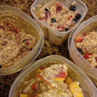 Outstanding Overnight Oatmeal
