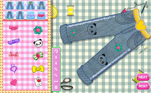 Decorar mis jeans apk 1 aplicaciones casuales para android - Decorar pantalones vaqueros ...