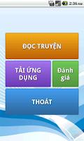 Screenshot of Truyen ngon tinh