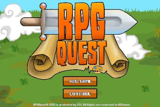 RPG Quest - screenshot