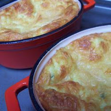 Swiss Cheese Souffle