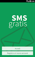 Screenshot of SMS Gratis