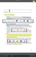 Screenshot of NeoSoar eBooks PDF&ePub reader