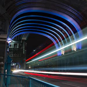 london Tower bridge light trail.jpg
