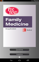 Screenshot of PreTest Family Medicine