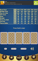 Screenshot of Prime Video Poker