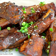 Sticky Chinese Spareribs