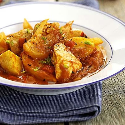Chicken, Fennel & Tomato Ragout