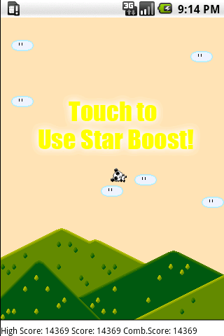 Throw a Panda StarBoost DEMO