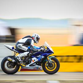 Speed by Sabin Malisevschi - Sports & Fitness Motorsports ( yamaha, bike, adancata rosbk, alin nasaudeanu, r6, sport, motorcycle, racer, race, pan )
