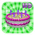 Cake Design HD - Maker Bake icon