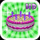Cake Design HD - Maker Bake icon
