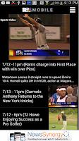 Screenshot of WETM TV - Elmira News